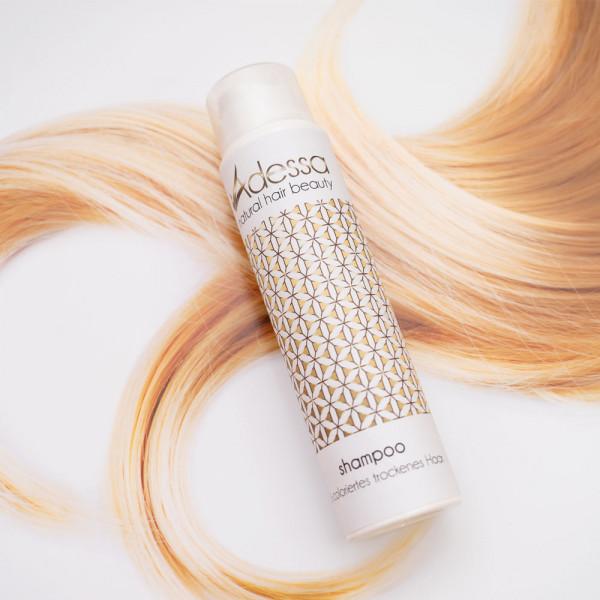 Adessa hair beauty shampoo für coloriertes, trockenes Haar, 200 ml