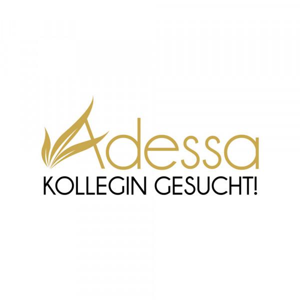 """Adessa Aufkleber """"Kollegin gesucht"""", Gold/Schwarz"""