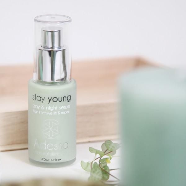 Adessa stay young day & night serum, 30 ml