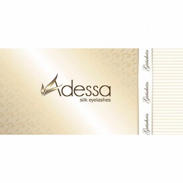 Adessa Geschenkgutschein, 50 Stück