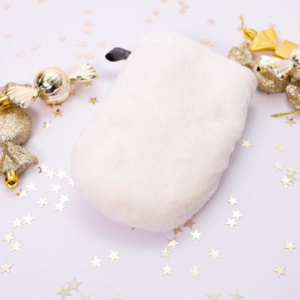 Adessa fluffy skin glove, soft