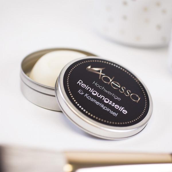 Adessa Reinigungsseife für Kosmetikpinsel, 40 g