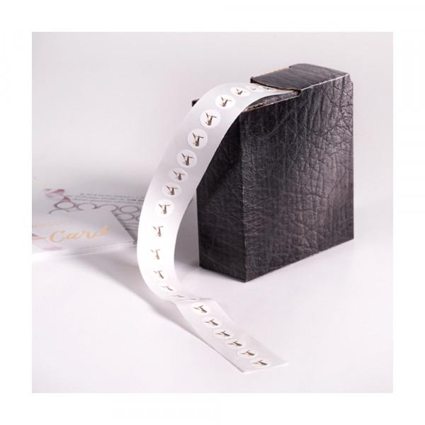 Spenderbox mit 50 Treuepunkten für Adessa VIP-Kunden-Karten