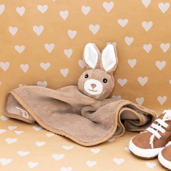 Adessa Baby-Schmusetuch Bunny