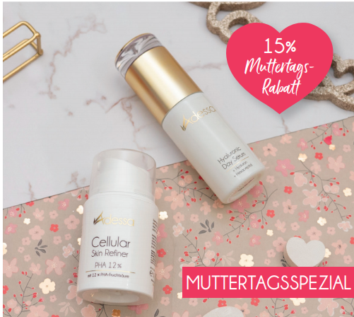 MAI-Angebot, SET: stay young mom! (am 09.05. ist Muttertag!)