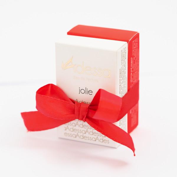 """Eau de Parfum Geschenk-Set """"DUO jolie & adél"""", 2x2ml"""